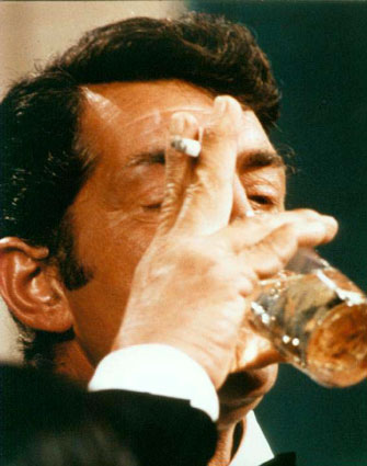 Image result for dean martin drinking
